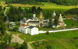 Ферапонтов монастырь.  Вологодская епархия