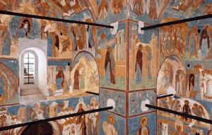 Древние Фрески Ферапонтова монастыря. Иконописец Дионисий, 1502 год