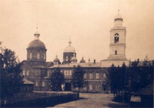 Леушинский монастырь